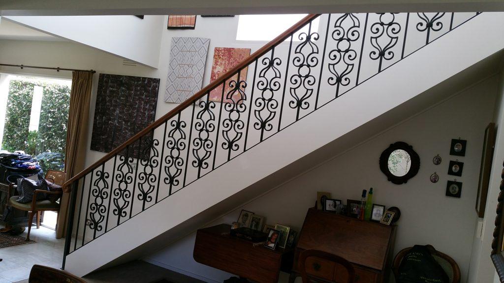 Wrought Iron Staircase 16