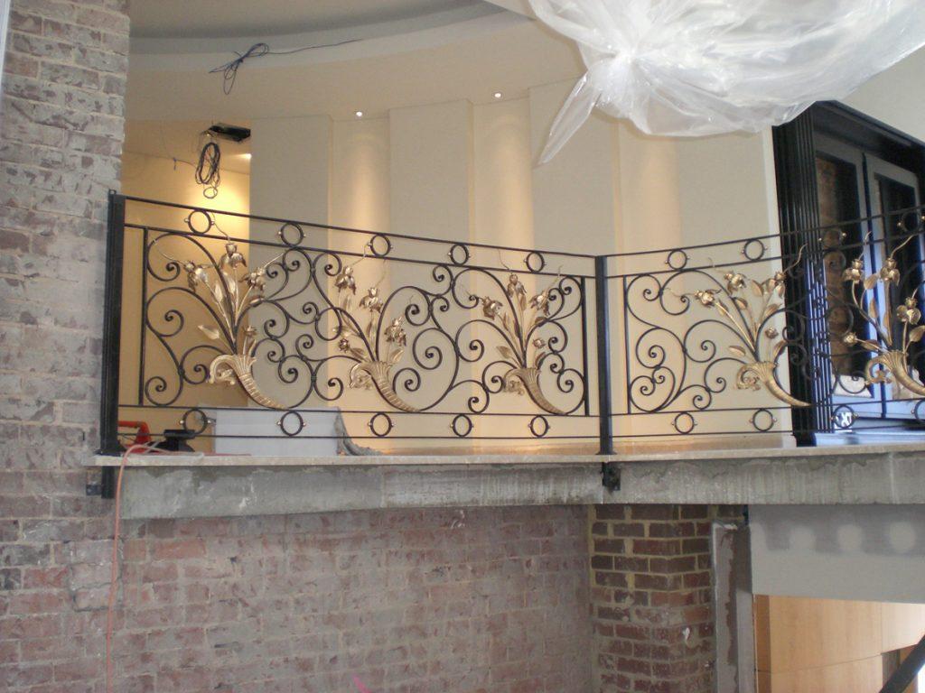 Wrought Iron Staircase 09
