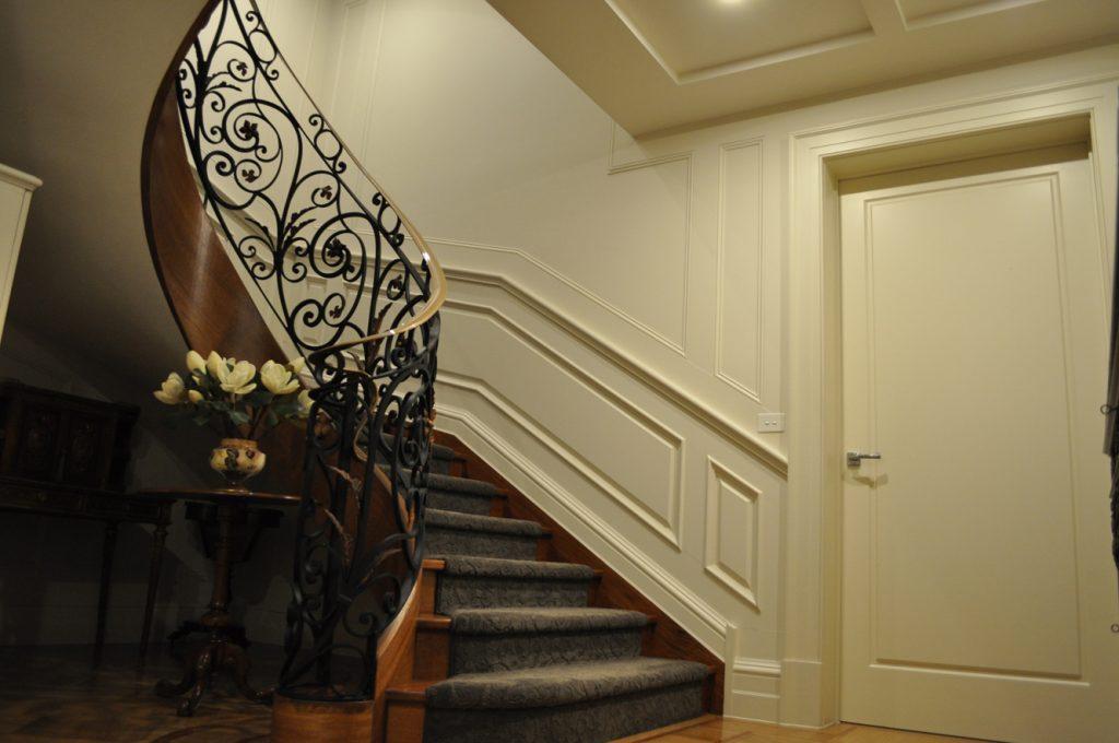 Wrought Iron Staircase 02