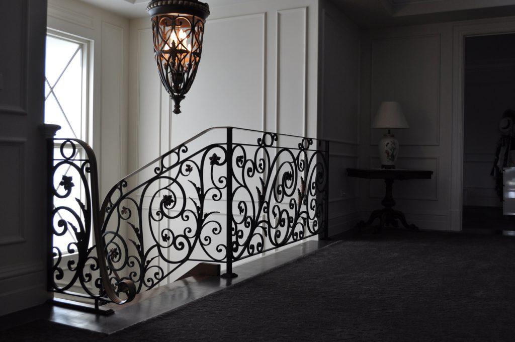 Wrought Iron Staircase 06