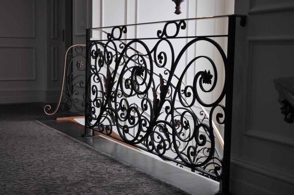 Wrought Iron Staircase 05
