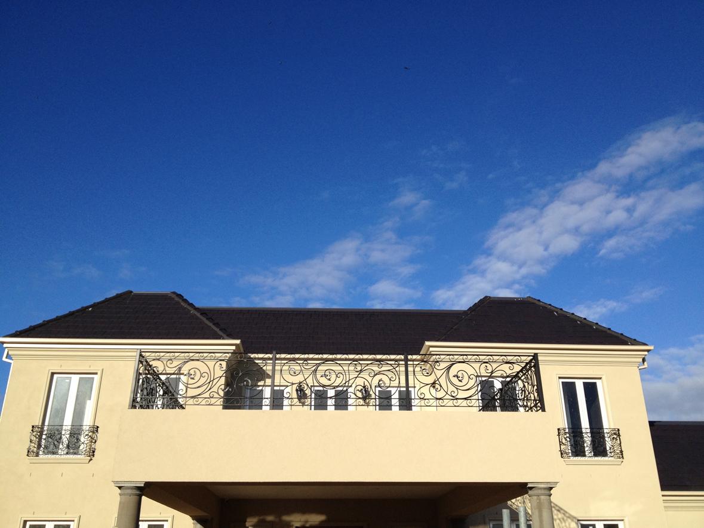 Wrought Iron Balcony 07