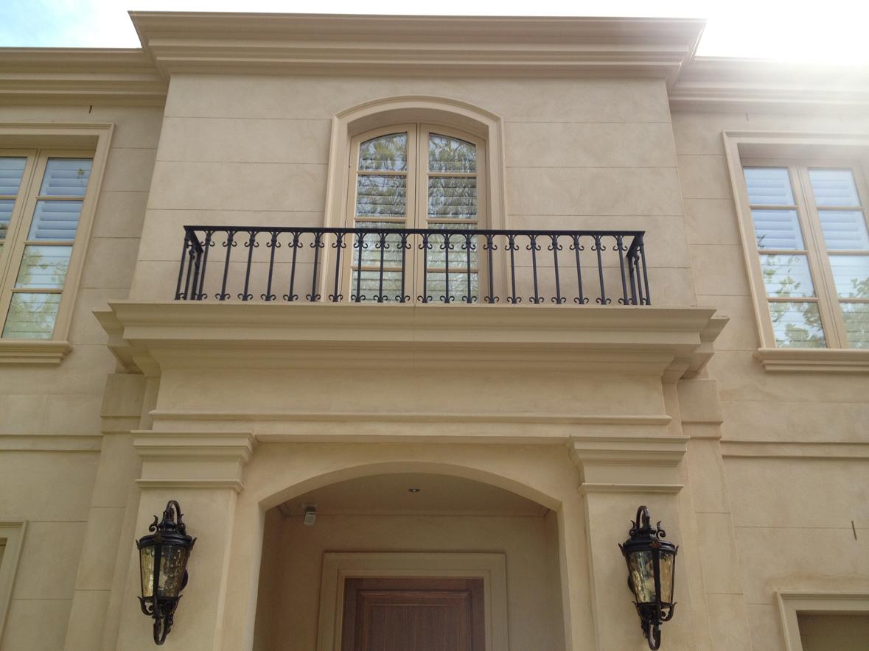 Wrought Iron Balcony 08