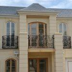 Wrought Iron Balcony 01