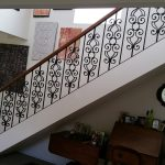 Wrought Iron Staircase 16