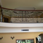 Wrought Iron Staircase 12