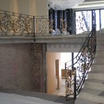 Wrought Iron Staircase 10
