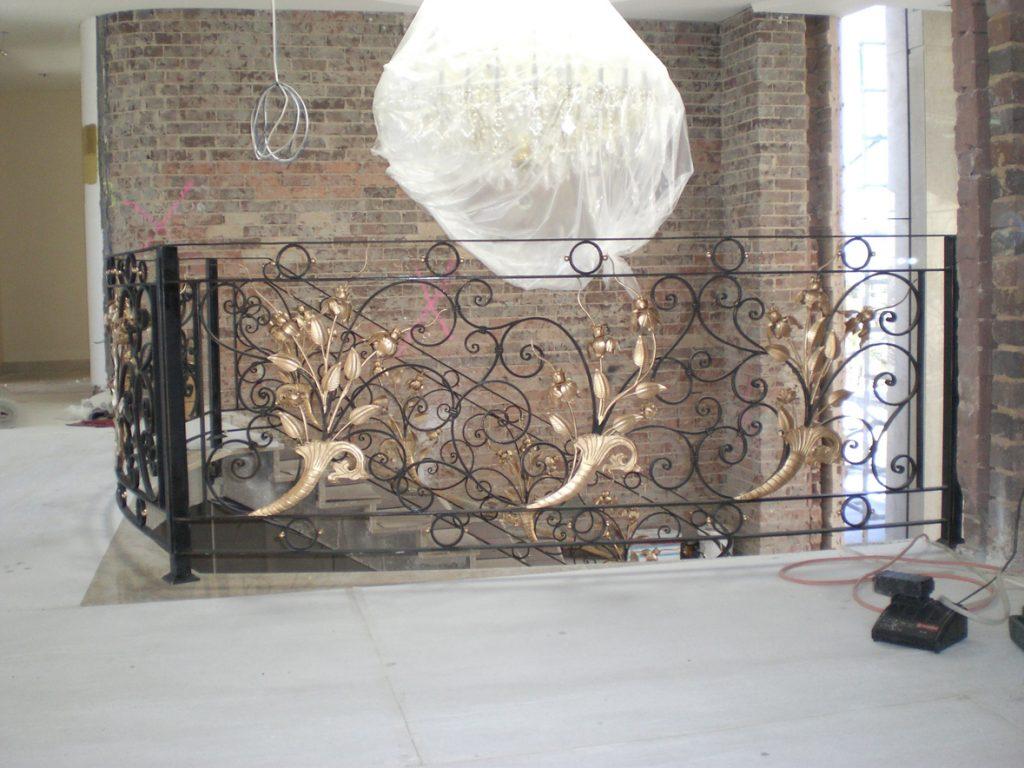 Wrought Iron Staircase 07
