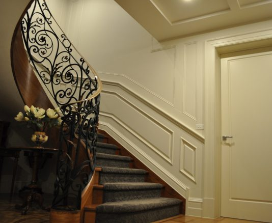 Wrought Iron Staircase 02