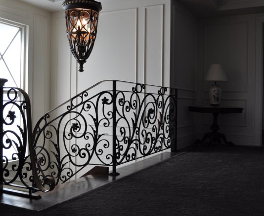 Wrought Iron Staircase 06