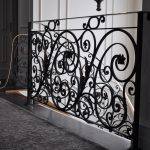 Wrought Iron Staircase 05