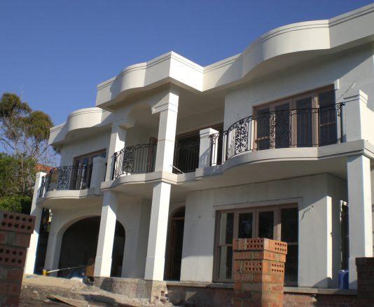 Wrought Iron Balcony 06