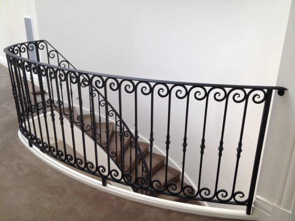 Wrought Iron Staircase 04