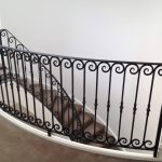 Wrought Iron Staircase 04