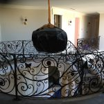 Wrought Iron Staircase 03