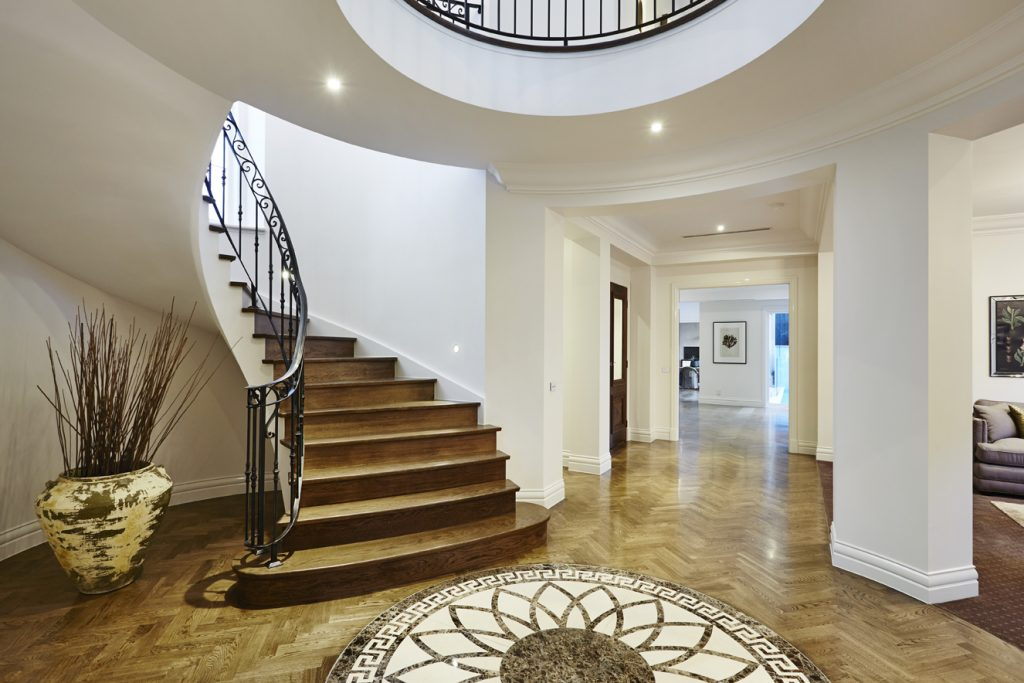Wrought Iron Staircase 01