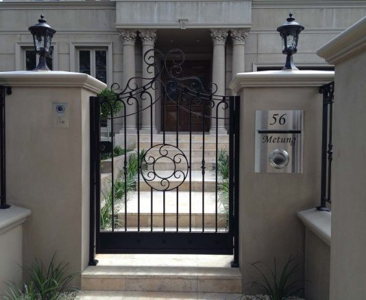 Pedestrian Gates 16